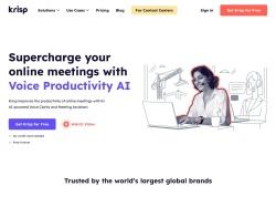 Krisp screenshot