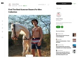 Buy Online 100% Cotton Printed Boxers for Men's