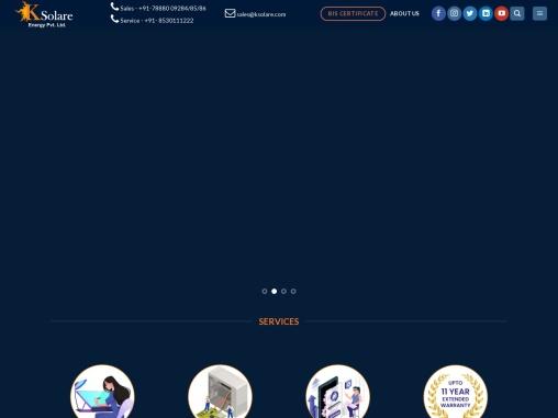 India's Best Solar inverter Manufacturer: on grid tie inverter experts