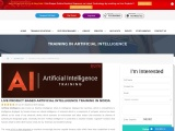 Artificial Intelligence Course In Noida – Online Classes | KVCH