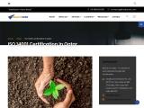 ISO 14001 certification in Qatar – Kwalitycert