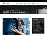 ISO 27001 certification in Durban | ISO 27001 consultants in Durban | Kwalitycert
