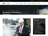 ISO 45001 certification process in Singapore