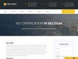 Top ISO certification consulting company in Belgium | Kwikcert