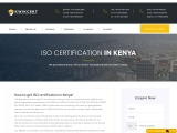 ISO Certification in Kenya | Best ISO Consulting Services in Kenya