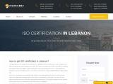 Top ISO certification consulting company in Lebanon | Kwikcert