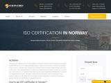 ISO Certification in Norway   KwikCert