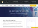 ISO certification consultancy in Oman-Kwikcert