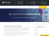 ISO Certification Consultancy in Singapore-Kwikcert