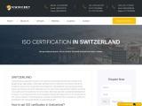 ISO Certification in Switzerland | KwikCert