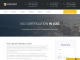 ISO, CE Mark, VAPT & HACCP Certification Company in UAE | Kwikcert
