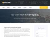 hassle-free ISO Certification in Uganda