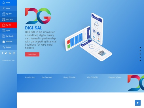 DIGI SALARY- Your Compliance Manager in Dubai, UAE