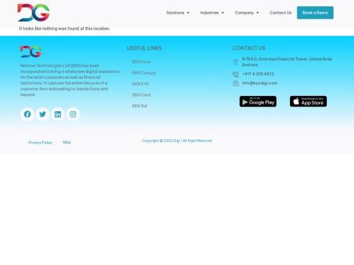 DIGI TRANS- Your Compliance Manager in Dubai, UAE