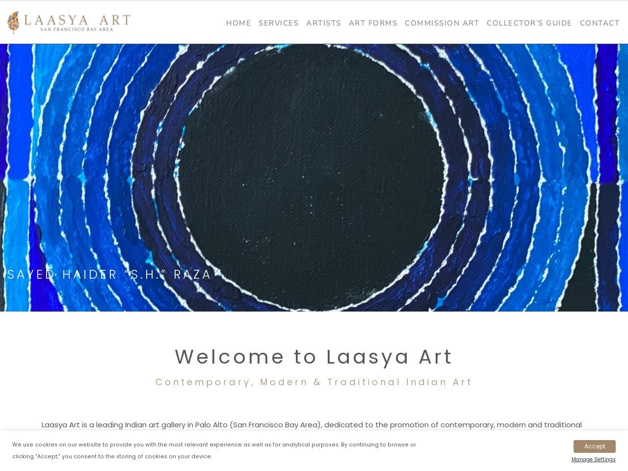 Indian Art Commission Painting – Laasya Art