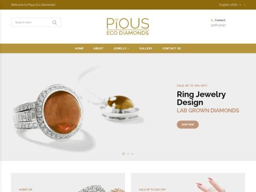 Lab Diamond Manufacturer in India