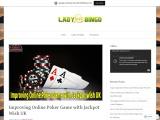 Improving Online Poker Game with Jackpot Wish UK