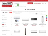 AC price in Pakistan | Online Air Conditioners | Lahore Centre