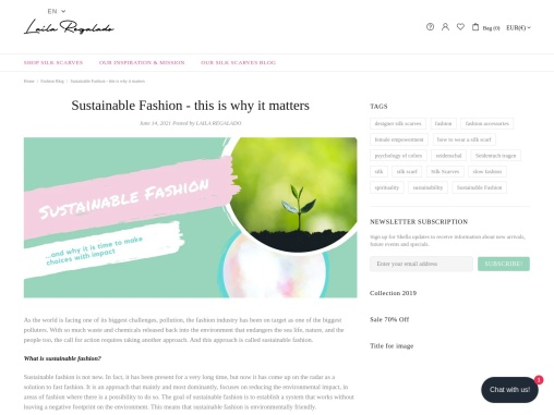 Laila Regalado brand exudes feminine power