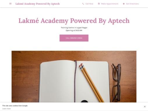 Top 10 Beauty Institute in Delhi | Lakme Academy Lajpat Nagar