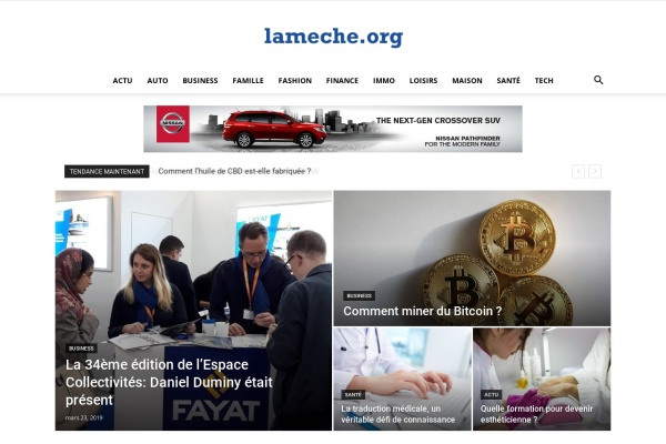 lameche.org