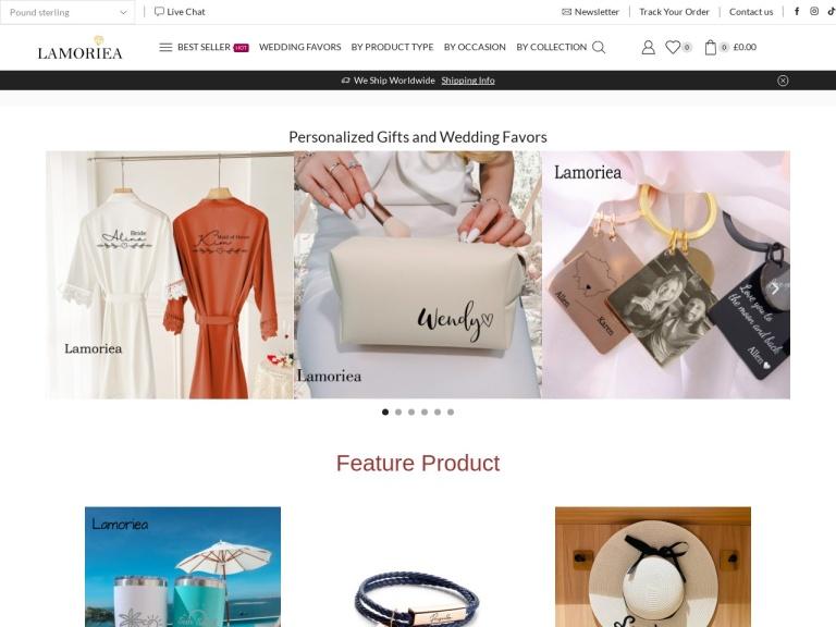 Lamoriea screenshot
