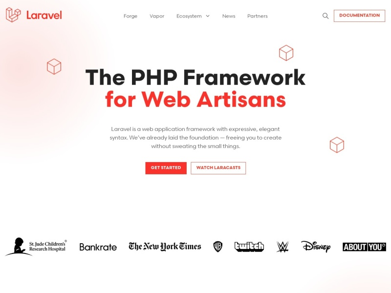 Laravel – The PHP Framework For Web Artisans