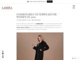 Fashionable outerwear for women in 2021–lassiva