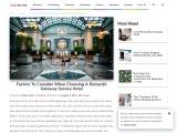 Factors To Consider When Choosing A Romantic Gateway Service Hotel