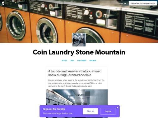 Questions Arise About Laundry Service