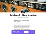 Get Best Laundry Service In Stone Mountain