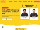 Best CLAT Coaching Classes in India
