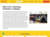 Best CLAT Coaching Institute In Jodhpur
