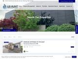 commercial real estate salt lake city | commercial property management companies | LB Hunt Managemen