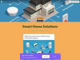 Make Your Home Secure With Home Automation System