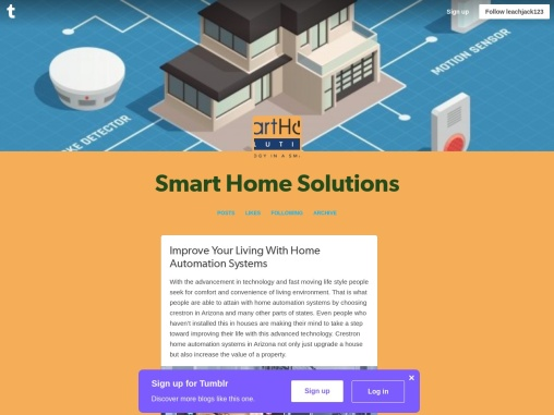 Improve Your Living With Home Automation Systems