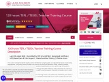 Online Courses – TEFL Course   Sign Language   Personal Trainer