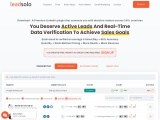 Get Accurate, Qualified Leads email finder for free | Leadsolo | Free Linkedin Email Finder