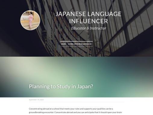 Are you Planning to Study in Japan?