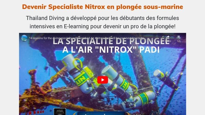 devenir specialiste nitrox en plongee sous-marine