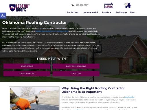 Roofer Oklahoma City