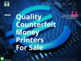 Counterfeit Money Printers – Buy Money Printers For Sale