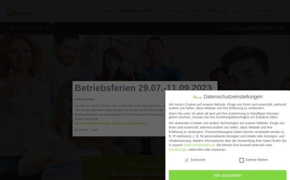 Nachhilfe und Prüfungsvorbereitung | Integrationskurse | lernverlag