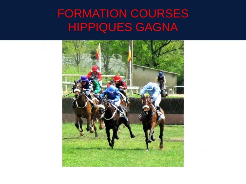 formation course hippique gagna