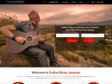 Online Guitar Lessons | Online Music Lessons