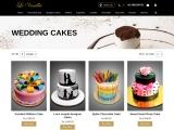 Wedding Cakes Kolkata   Send Wedding Cakes to Kolkata – Levanilla