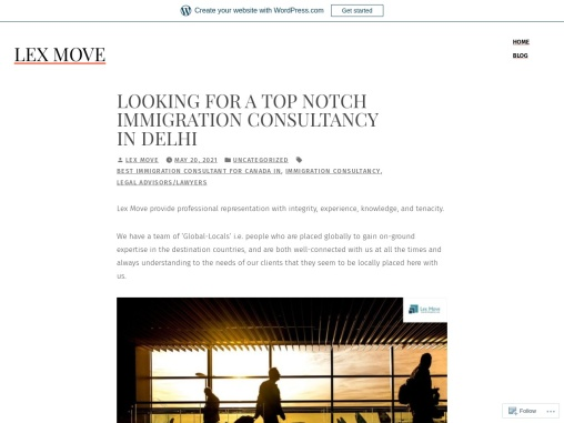 Looking For a Top Notch Immigration Consultancy in Delhi
