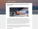 What are some warehousing companies providing logistics and supply chain services in USA?