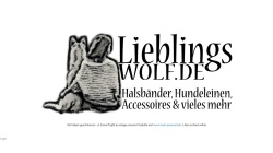 lieblingswolf.de Vorschau, Lieblingswolf