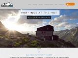 Unique alpine mountain hut experience in Switzerland | Book Your Trip